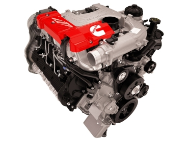Advance Adapters and Cummins Partner on R2 8L Diesel Crate Engine