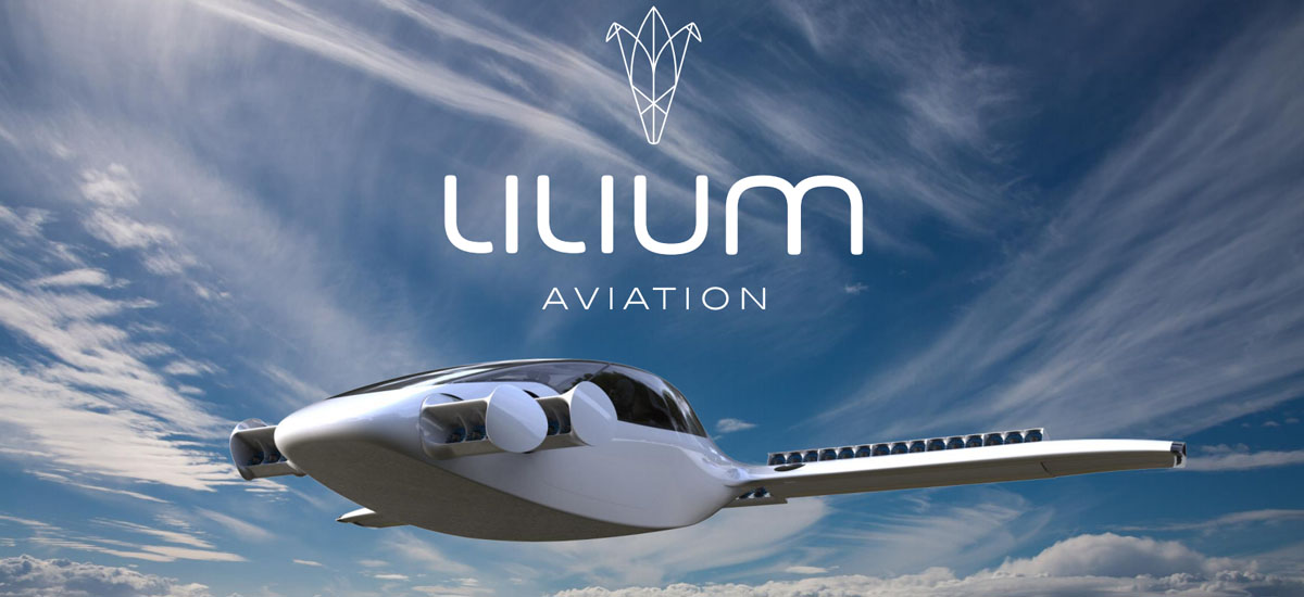 Lilium Successfully Tests An All Electric Five Seat Vtol