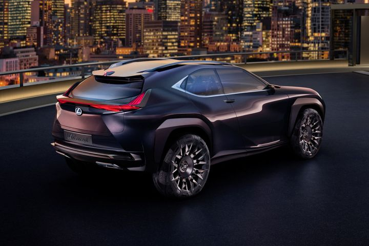 is the lexus ux a dressed up toyota c-hr? – blog